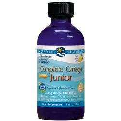 Nordic Naturals Complete Omega Junior Liquid