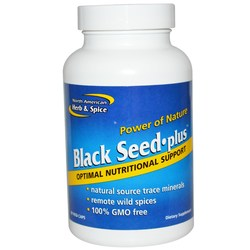 North American Herb And Spice Black Seed Plus