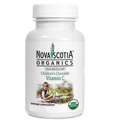 Nova Scotia Organics Children's Chewable Vitamin C
