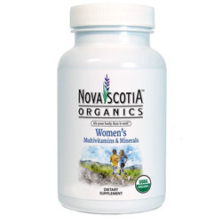 Nova Scotia Organics Women's Multivitamins and Minerals