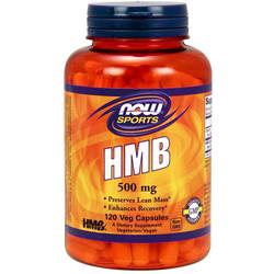 Now Foods HMB 500 Mg