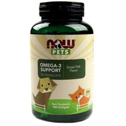 Now Foods Omega-3 Support for Dogs and Cats