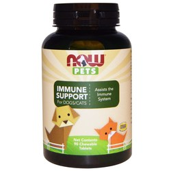 Now Foods Immune Support for Dogs and Cats