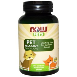 Now Foods Pet Relaxant for Dogs and Cats