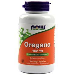 Now Foods Oregano 450 mg