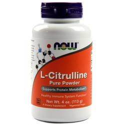Now Foods L-Citrulline Powder