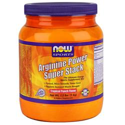 Now Foods Arginine Power Super Stack