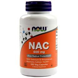 Now Foods NAC