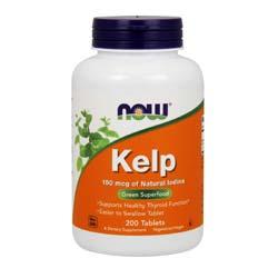 Now Foods Kelp 150 mcg