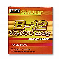 Now Foods B-12 Energy Shots