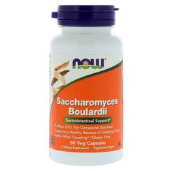 Now Foods Saccharomyces Boulardii