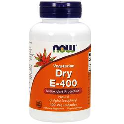 Now Foods Dry Vitamin E