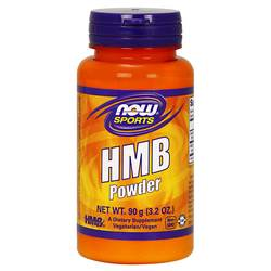 Now Foods HMB 770 mg Powder