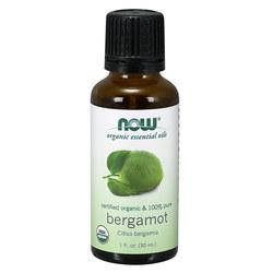 Now Foods Bergamot Organic Oil