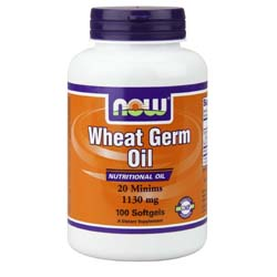 Now Foods Wheat Germ Oil 20 Minims 1130mg