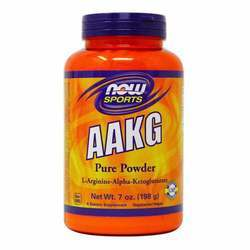 Now Foods AAKG Pure Powder