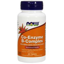 Now Foods Co-Enzyme B-Complex