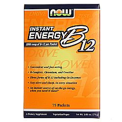 Now Foods Instant Energy B-12