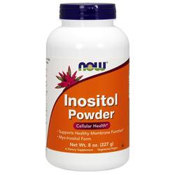 Now Foods Inositol Powder