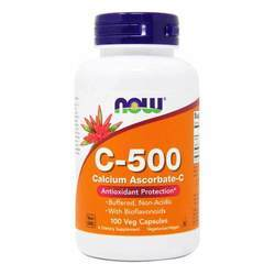 Now Foods C-500 Buffered