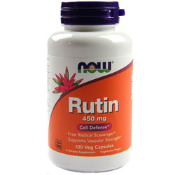 Now Foods Rutin 450 mg