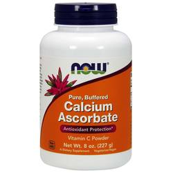 Now Foods Calcium Ascorbate Powder 100 mg