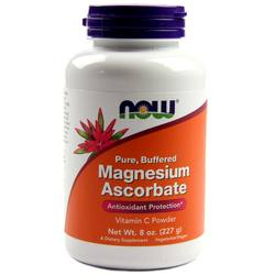 Now Foods Magnesium Ascorbate