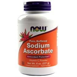 Now Foods Sodium Ascorbate