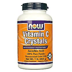Now Foods Vitamin C Crystals