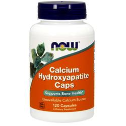 Now Foods Calcium Hydroxyapatite