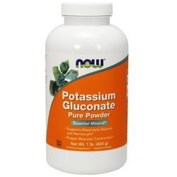 Now Foods Potassium Gluconate Powder
