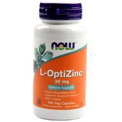 Now Foods L-OptiZinc