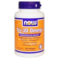 Now Foods Tri-3D Omega