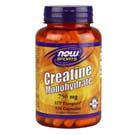 Now Foods Creatine Monohydrate 750 mg