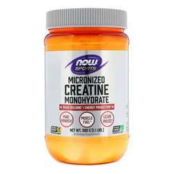 Now Foods Creatine Monohydrate Powder