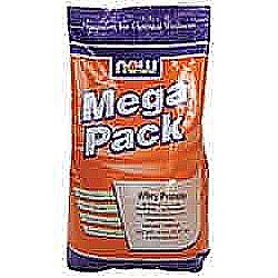 Now Foods Whey Protein Mega Pack