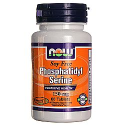 Now Foods Phosphatidyl Serine 150 mg