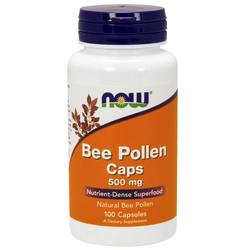 Now Foods Bee Pollen 500 mg