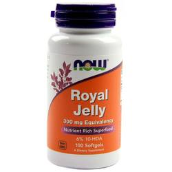 Now Foods Royal Jelly 300 mg