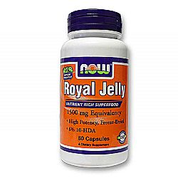 Now Foods Royal Jelly Caps