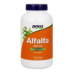 Now Foods Alfalfa