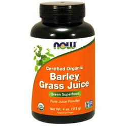 Now Foods Barley Grass Juice