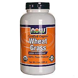 Now Foods Organic Wheat Grass Powder