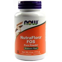 Now Foods NutraFlora FOS