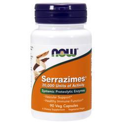 Now Foods Serrazimes