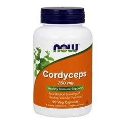 Now Foods Cordyceps 750 mg