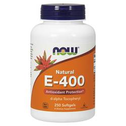 Now Foods Vitamin E d-alpha