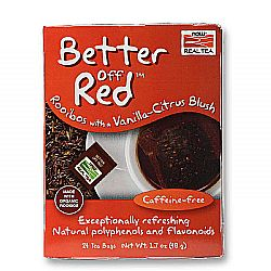 Now Foods Better Off Red Rooibos Tea