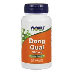 Now Foods Dong Quai 520 mg