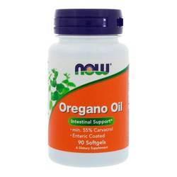 Now Foods Oregano Oil 181 mg